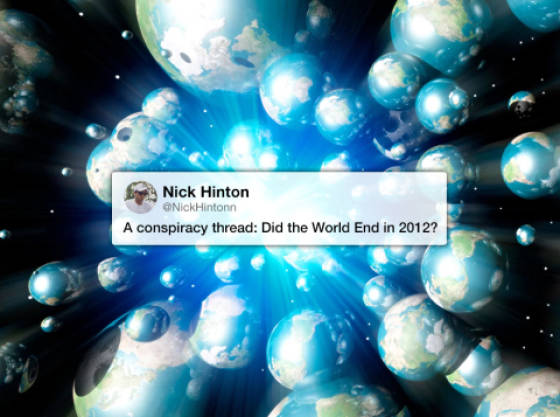 What If The World Really DID End In 2012?!