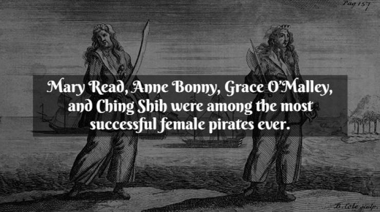 Ahoy Matey, Old World Pirates Facts!