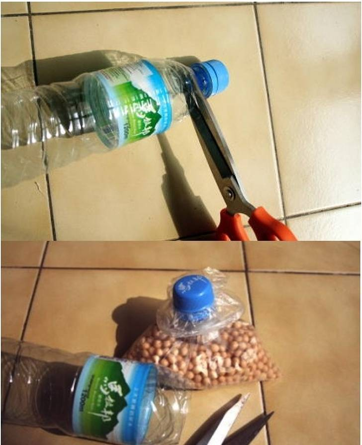 How You Can Reuse Plastic Bottles