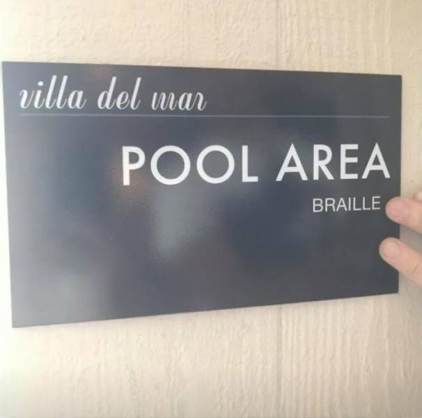 Do You Even Braille?