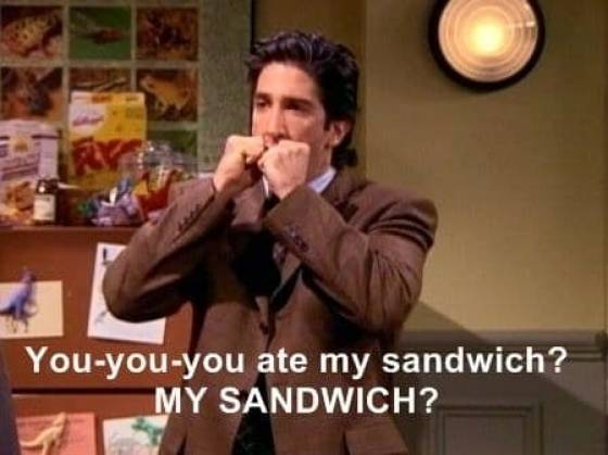 """""""Friends"""" Is A Really Old Show, And So Are You"""