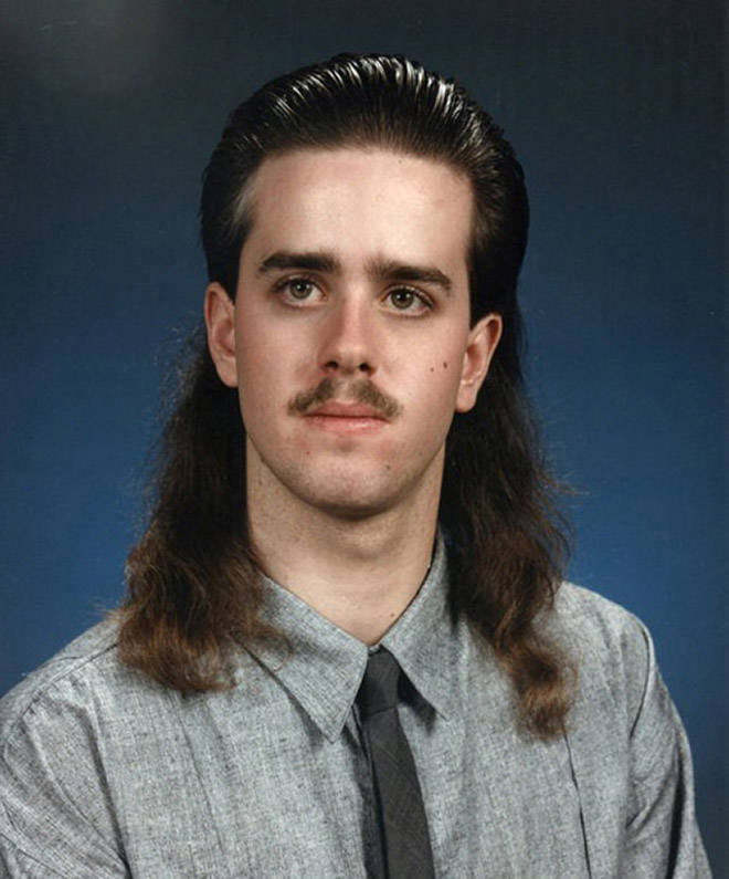 Mullets, Go Away!