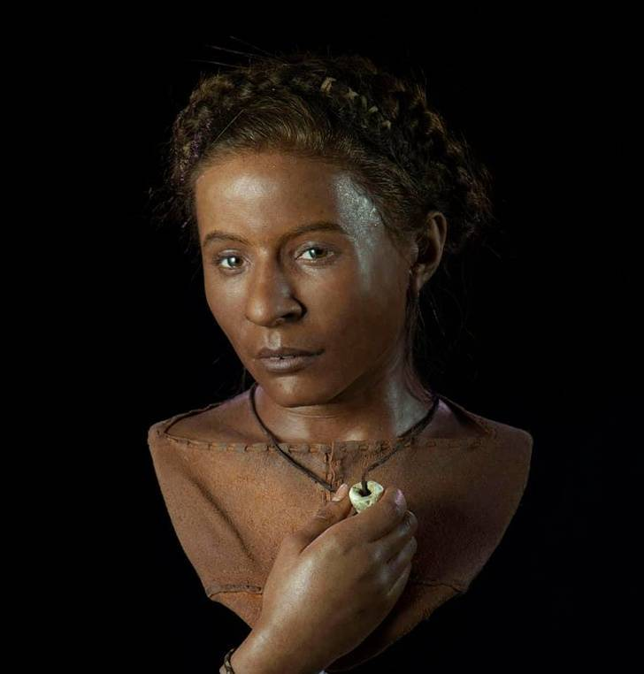 Sculptor Reconstructs Unique Faces Of Ancient People