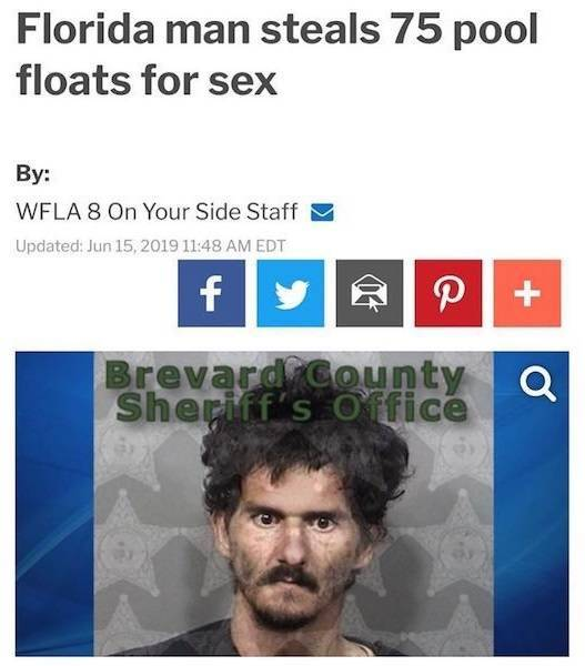 What's Wrong With The Population Of Florida?