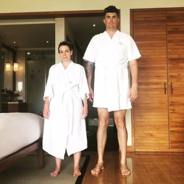 Meet tall guys