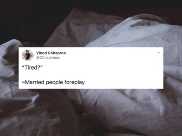 These Tweets Seem To Explain Marriage