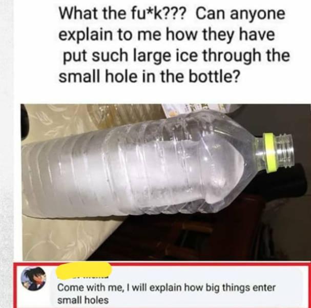 Wasn't The Best Idea…