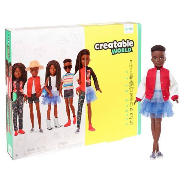 Barbie Creates A Fully Customizable Doll That Lets Kids Decide Almost Everything