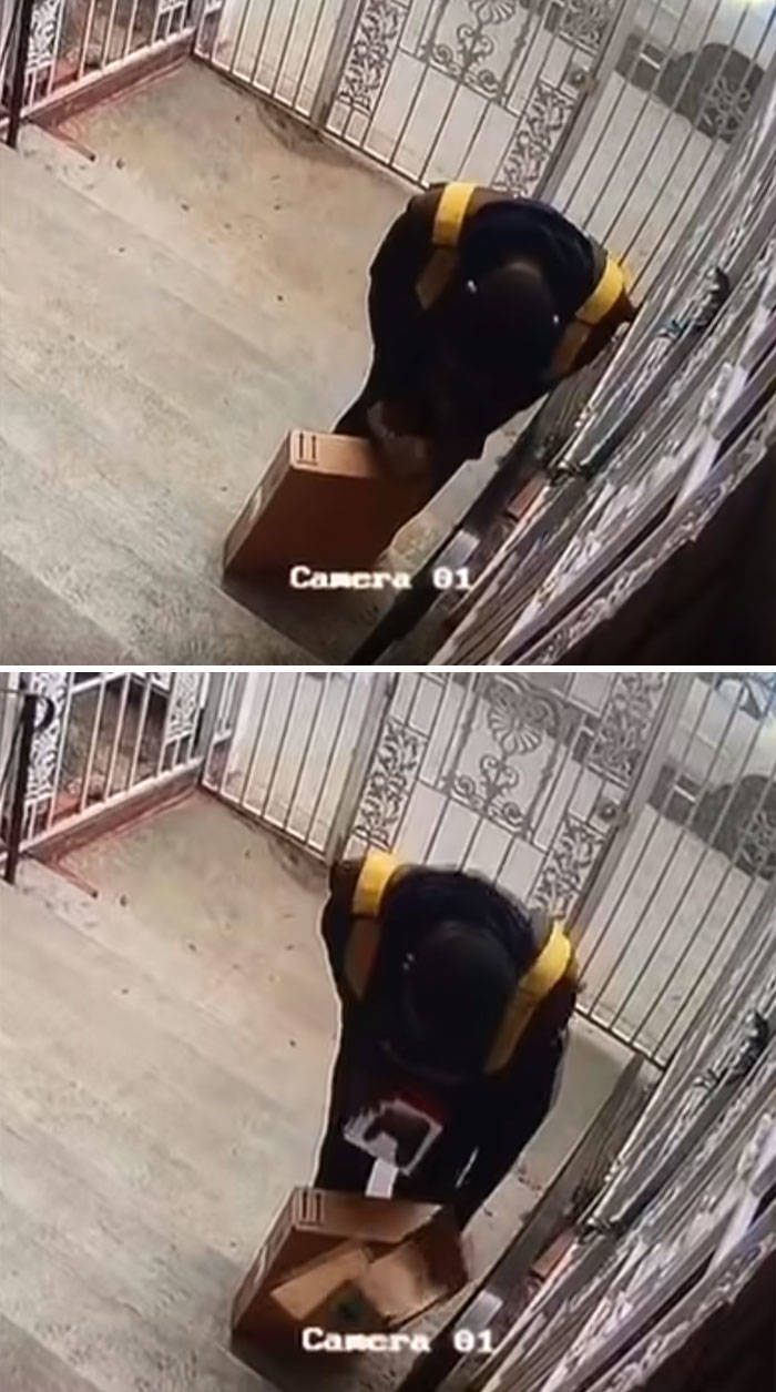 These Delivery Drivers Need To Step Up Their Game