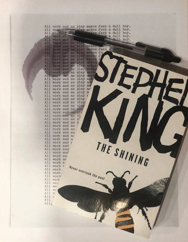 So That's Why Stephen King's Books Are So Dark And Creepy…