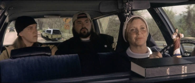 "Be Quiet, It's ""Jay And Silent Bob"" Memes!"