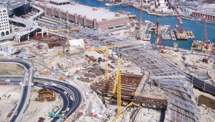 Mega-Construction Projects Don't Always Succeed…