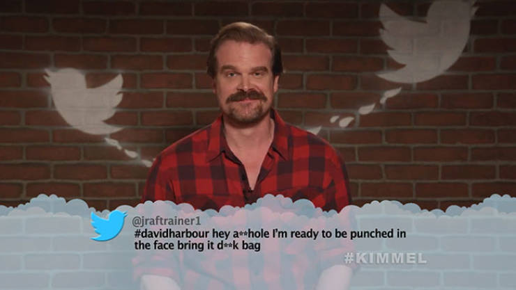 Celebs Are Reading Mean Tweets And It's Savage