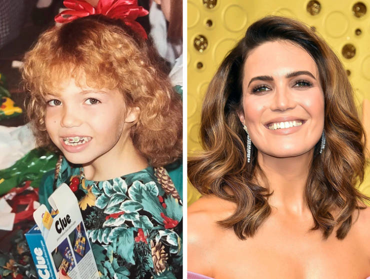 Growing Up Was Kind To These Celebs