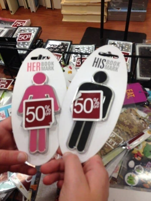 Sometimes Marketing Takes Gender Difference Too Far
