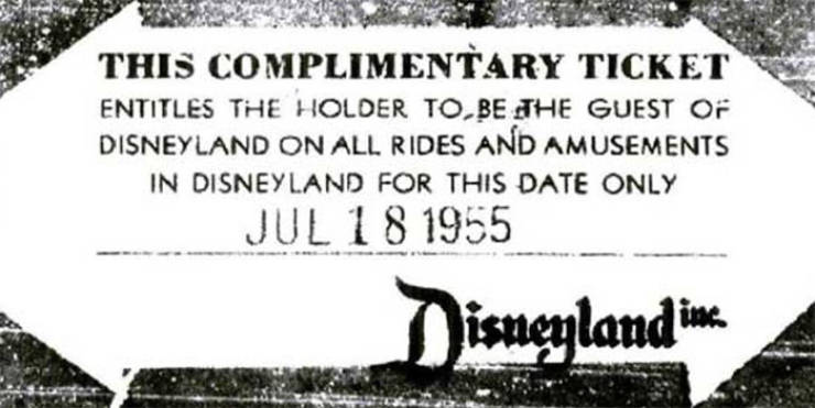 Disneyland's First Customer Is Still Visiting The Park Every Year With His Lifetime Ticket