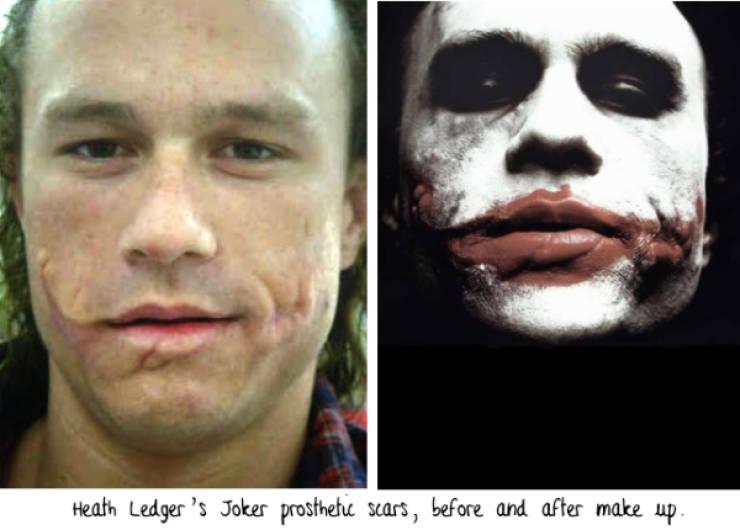 Heath Ledger's Joker Was The Best Joker