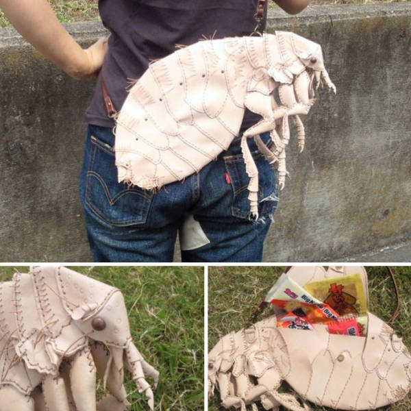 Japanese Artist Crafts Extremely Realistic Nature-Inspired Accessories, And You Will Want Them All
