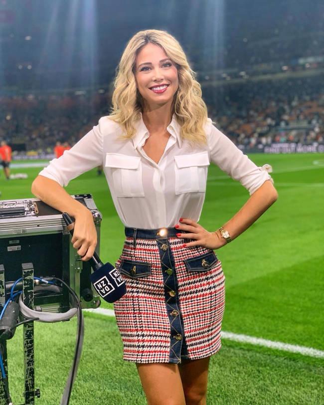 Diletta Leotta Looks Like The Sexiest Sports Broadcaster In The World 40 Pics -8219