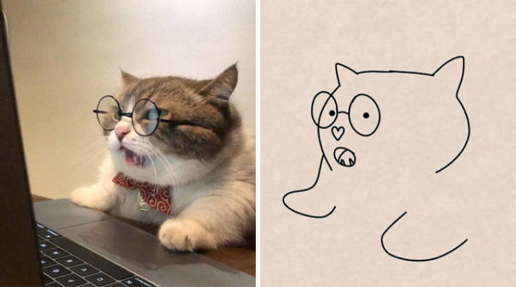 Poorly Drawn Animals Are Still Incredibly Adorable