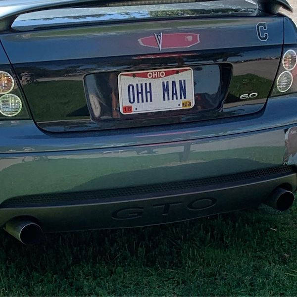 What's Wrong With License Plates In Ohio?