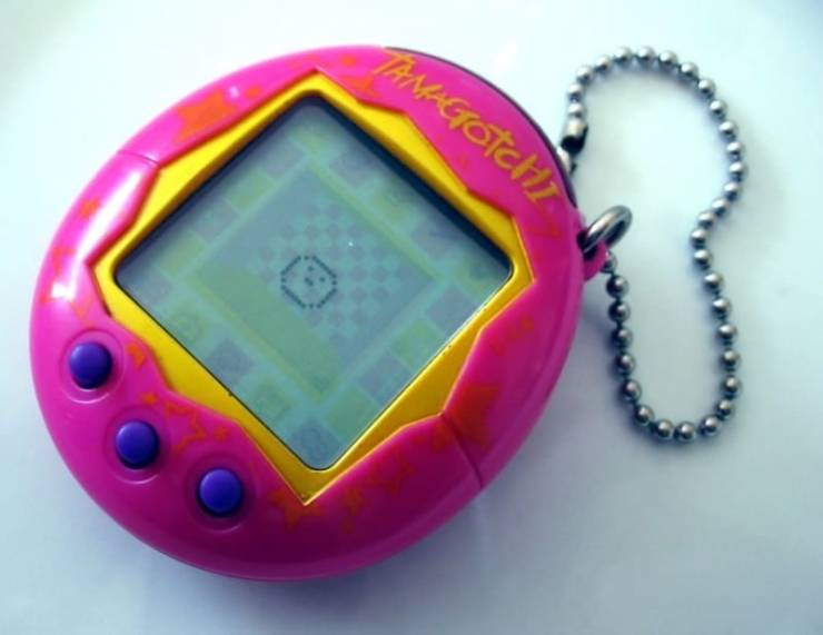 A Burst Of Nostalgia From The '90s