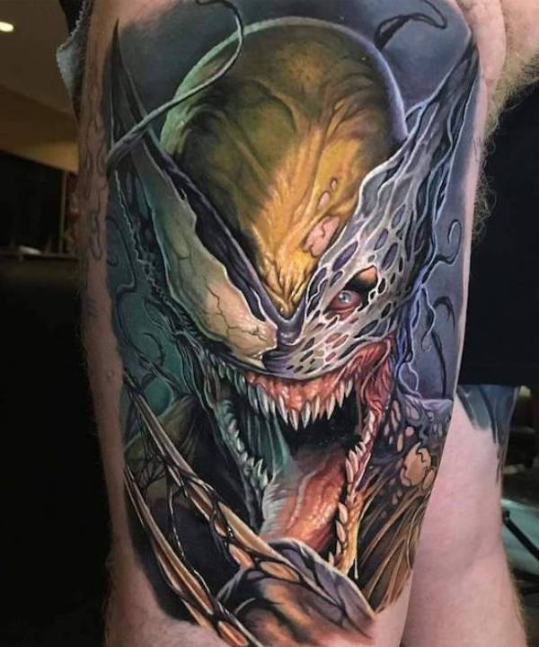 Is This The Real Life? Or Just A Tattoo?