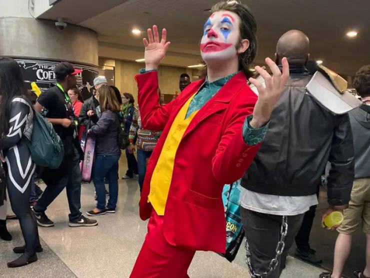New York Comic Con Was Filled With Fantastic Cosplay