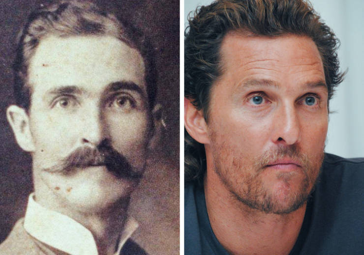 Reincarnation? Easy For These Celebs!