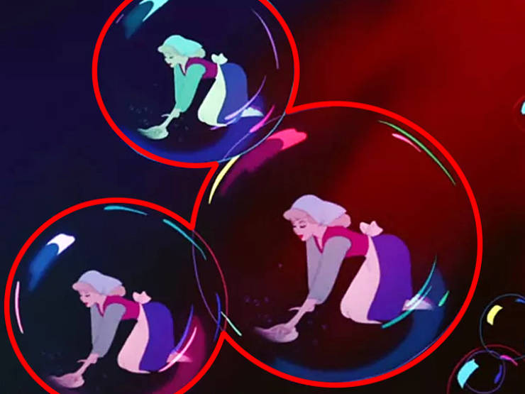 Did You Spot These Cartoon Easter Eggs?