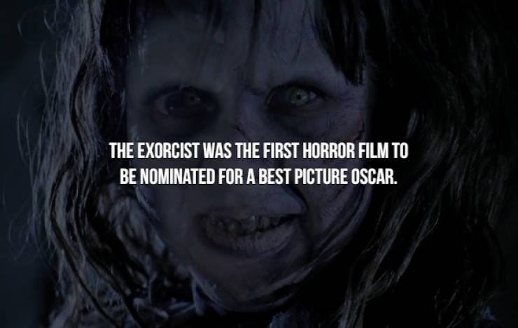 Horror Movies Have No Shortage Of Creepy Facts