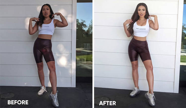 Woman Researches How You Need To Look To Be A Top Instagram Influencer, Turns Into One