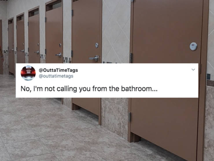 Don't Overhear Things In Public Bathrooms