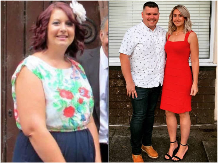 Girl Loses Almost 40 Kilos To Become A Firefighter Like Her Father