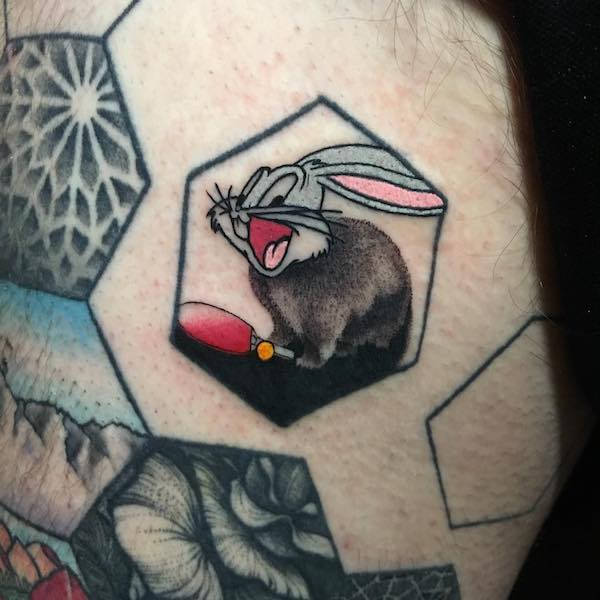 Pop Culture Mashup Tattoos Are What This Tattoo Artist Does Best