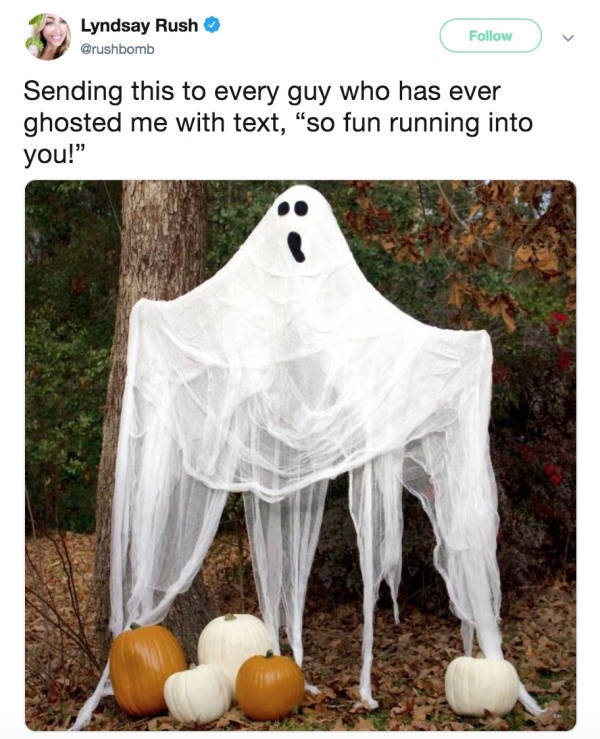 Don't Get Ghosted, Look At These Memes Instead