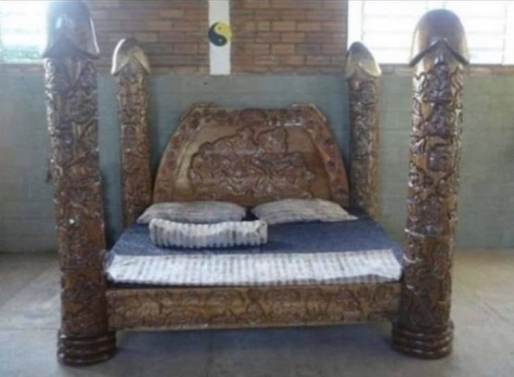 These Beds Don't Look Safe