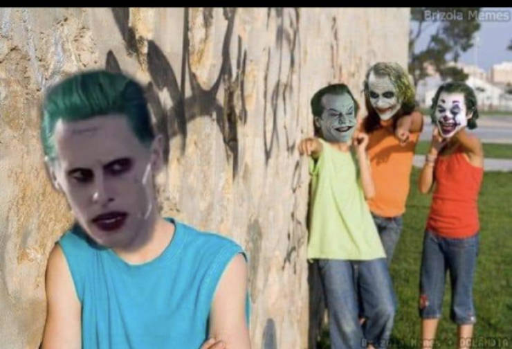 "Jared Leto Is Not Happy About The New ""Joker"" Movie, Internet Memes About It"