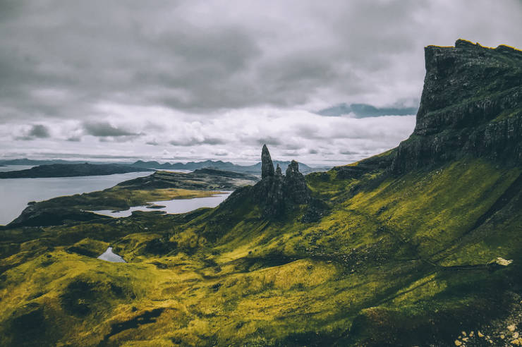 Some Red-Headed Scotland Facts