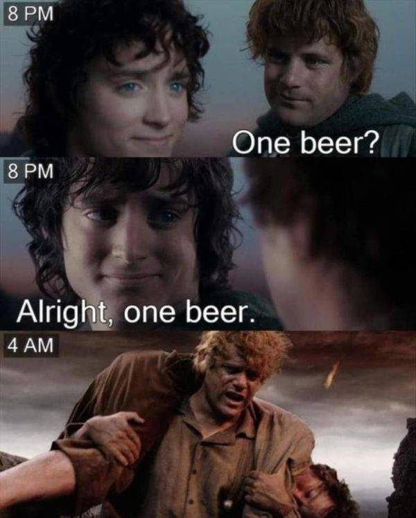 Are You Wasted Again?