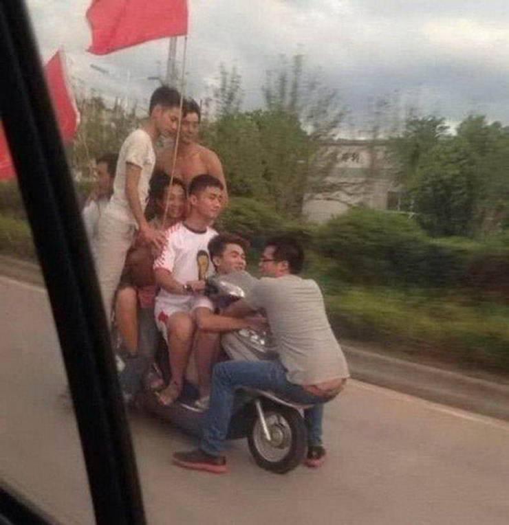 Asians Are Very Different…