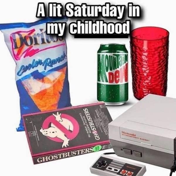 Nostalgia Is Always Around You