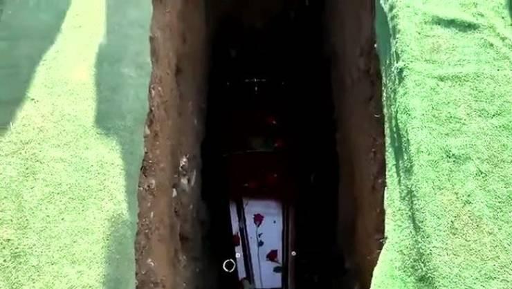Irish Man Pranks His Family At His Own Funeral
