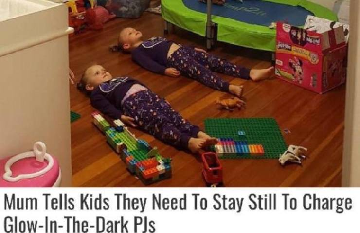 Kids Are Not Known To Be Particularly Smart
