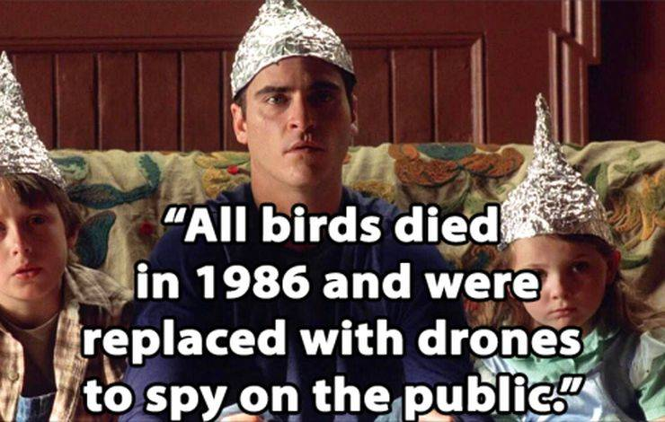 Some Conspiracy Theories Sound Too Real…