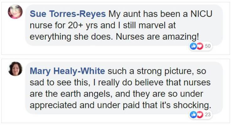 A Story About A Heavily Overworked Nurse