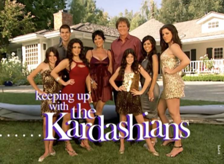 Kardashians And Jenners In First Episodes And Now