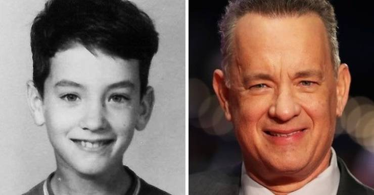 Wanna See Younger Versions Of Celebs?