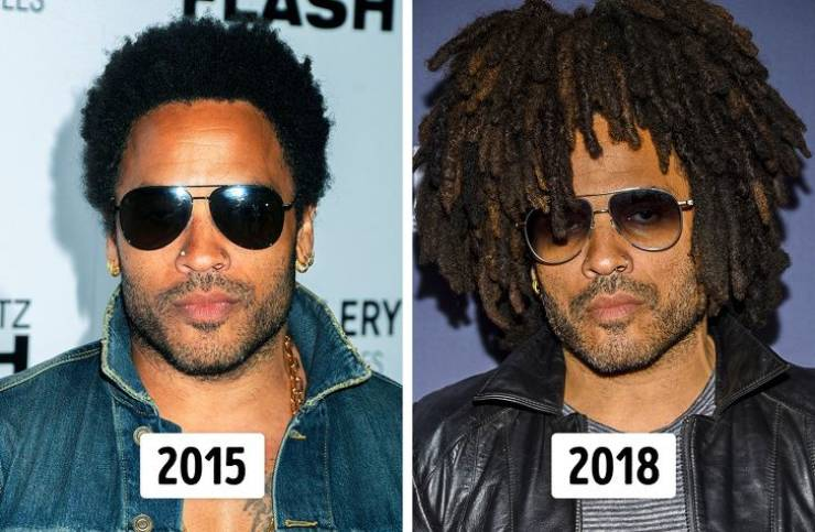 Celebrities Who Transformed Their Hair Drastically