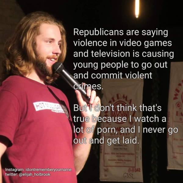 Stand Up Comedy Is Great If You Want Some Quick Humor